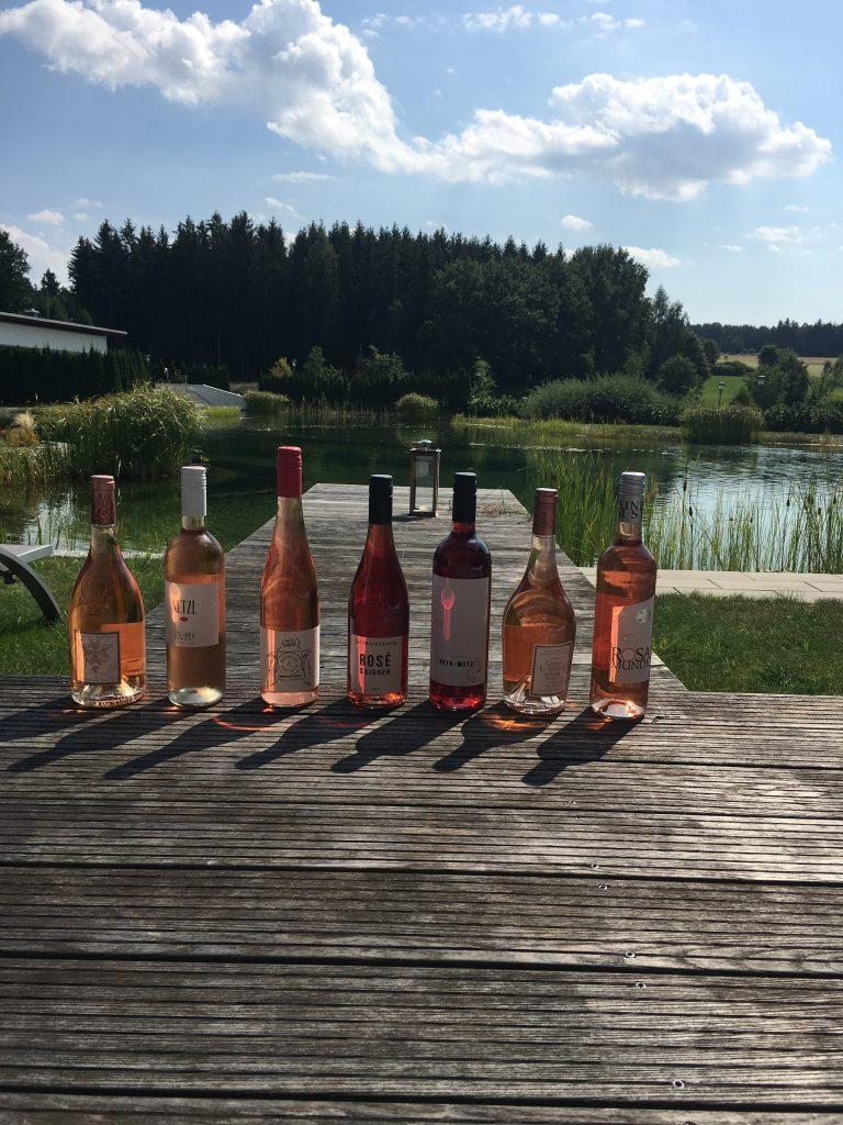 Von 6 bis 20 Euro: 7 Roséweine für den Sommer