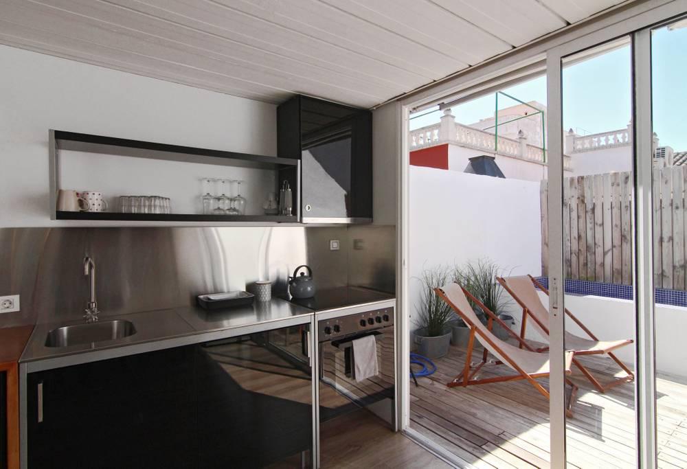 container home mallorca, airbnb.de