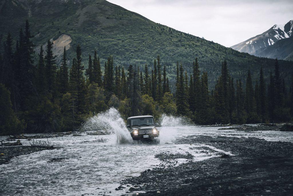 Mercedes Benz, German Roamers, Never Stop Exploring