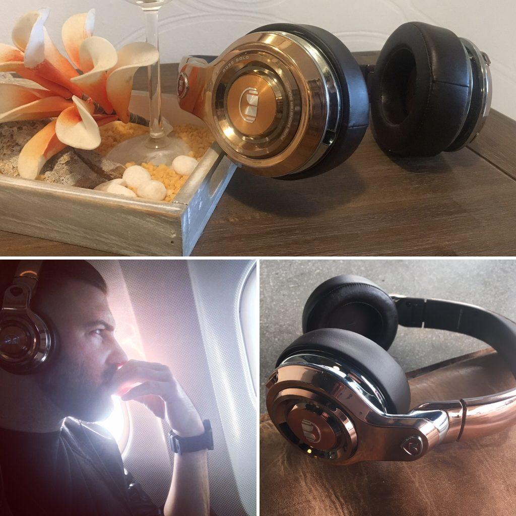 monster Elements Wireless Headphones, Reise-Accessoires