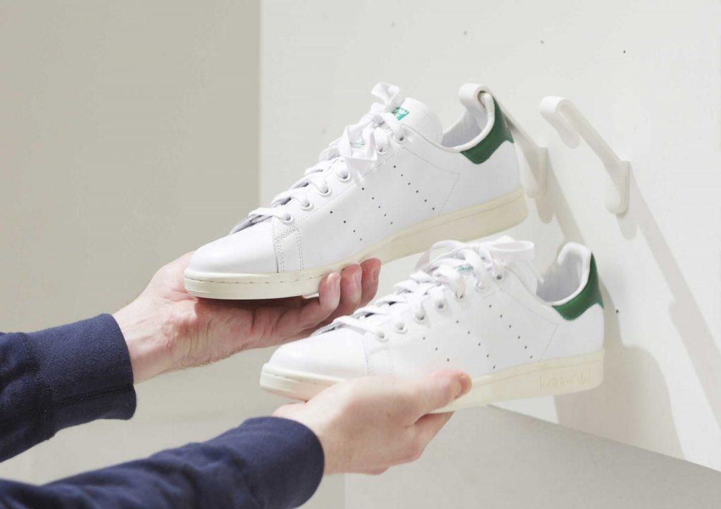 Platzhalter: Raum sparen mit diesem Sneaker-Gadget