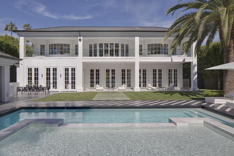 floyd mayweather mansion, drewfenton.com, Jim Bartsch for Hilton & Hyland