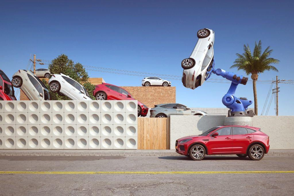 Jaguar E-Pace, Chris Labrooy