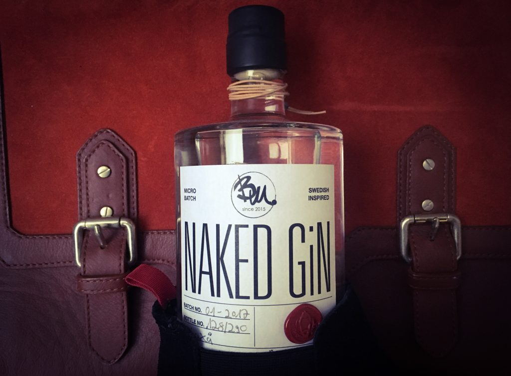 naked gin, gentlemens journey, gin
