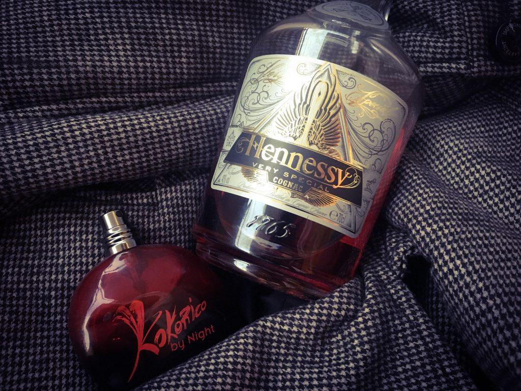 gentlemens journey, hennessy, jean paul gaultier kokorico by night, männer-duft