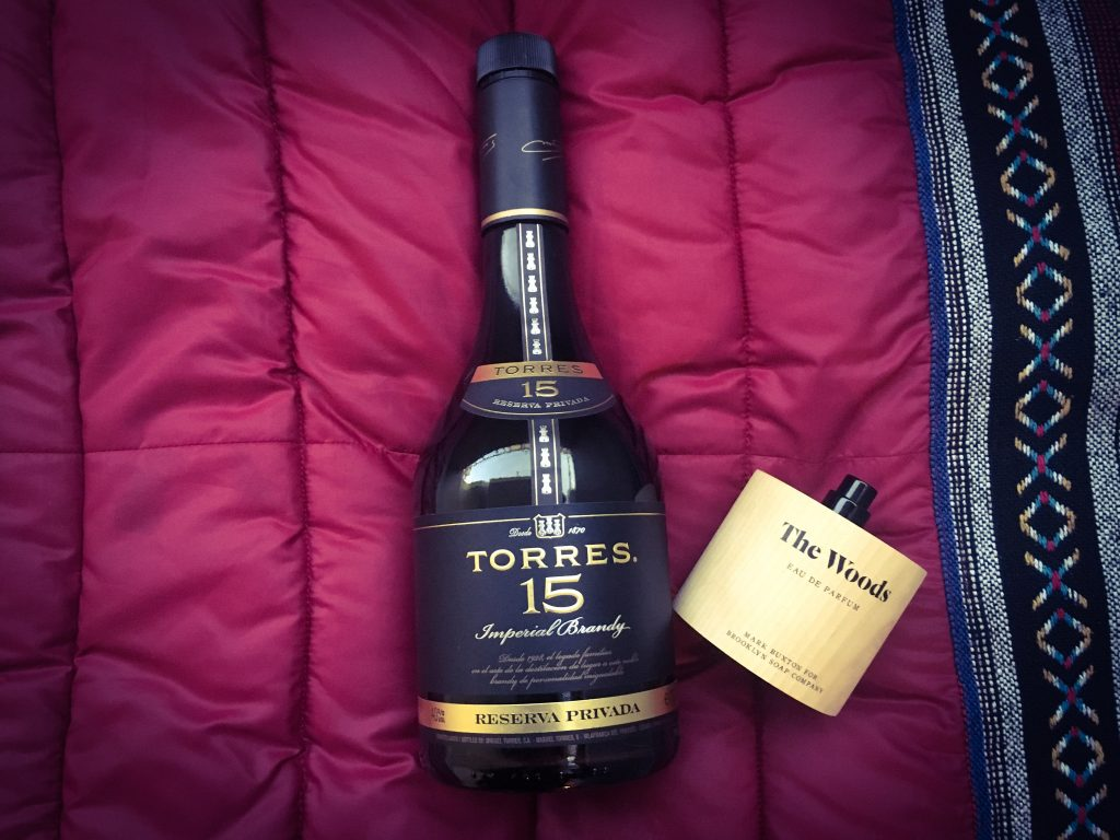 torres brandy, gentlemens journey, männer-duft, the woods, parfum