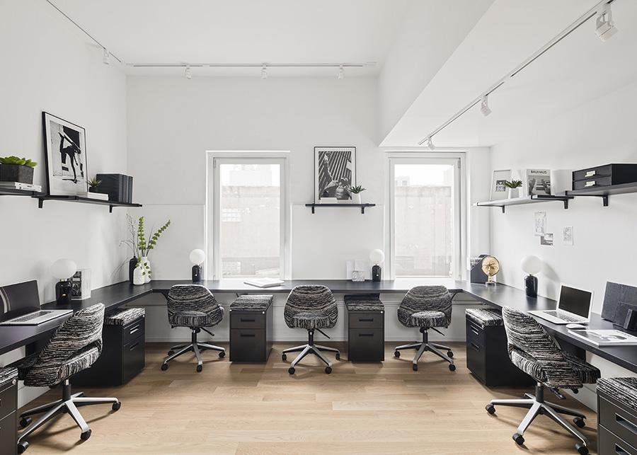 The New Work Project, büros, design-büros, gentlemens journey