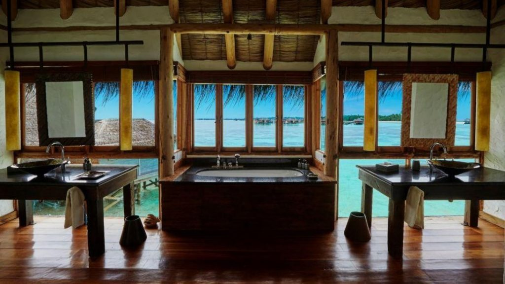 Private reserve Gili Lankanfushi, gentlemes journey