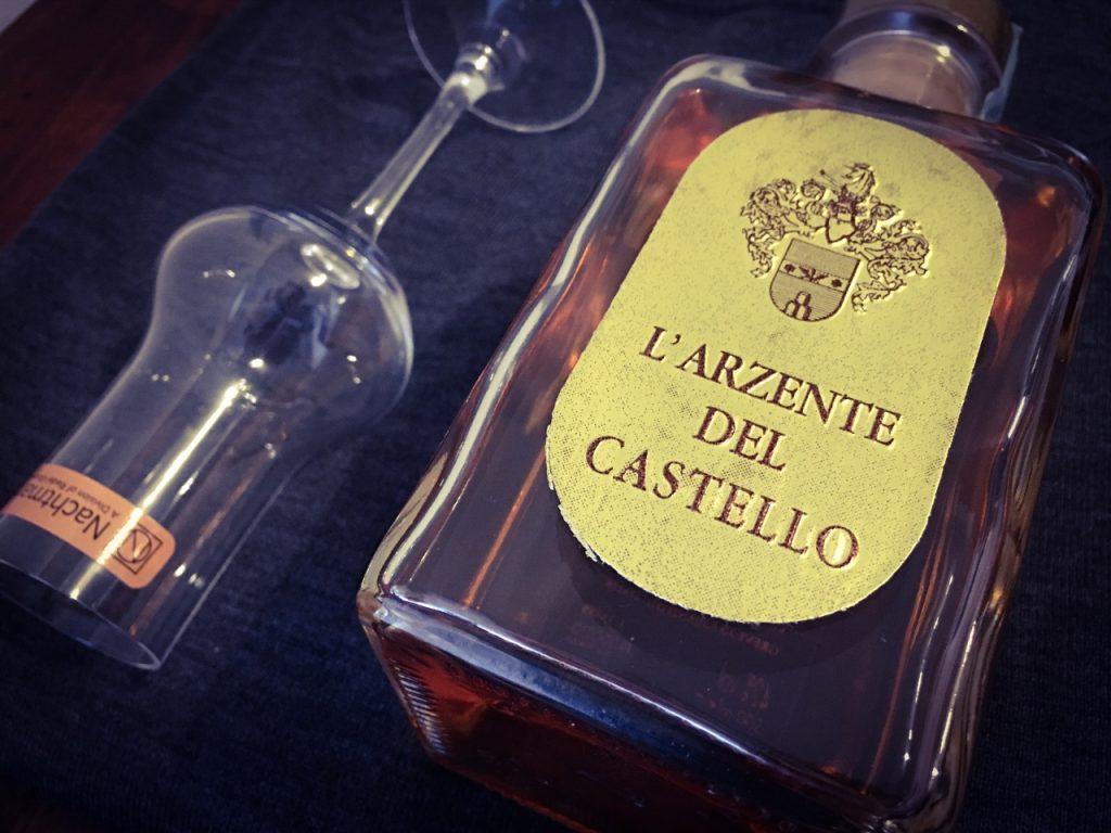 spirituosen-geheimtipps 2018, san leonardo grappa, gentlemens journey, l'arzente del castello