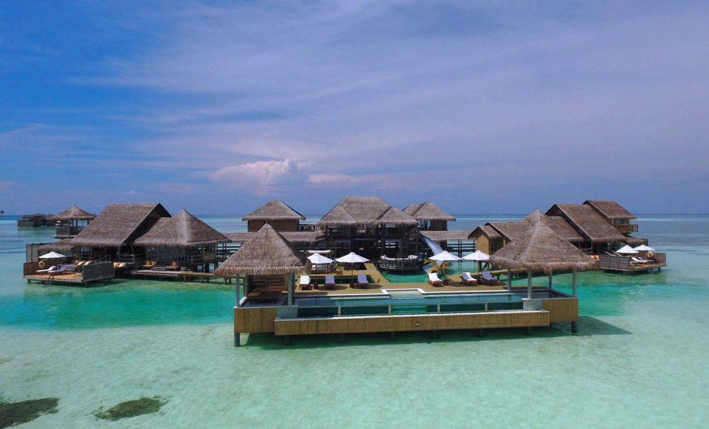 Privat reserve Gili Lankanfushi, gentlemes journey