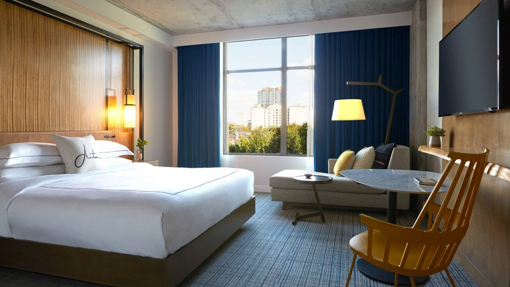nfl-hotels der afc south, nfl-hotels, tennessee titans, the aertson hotel