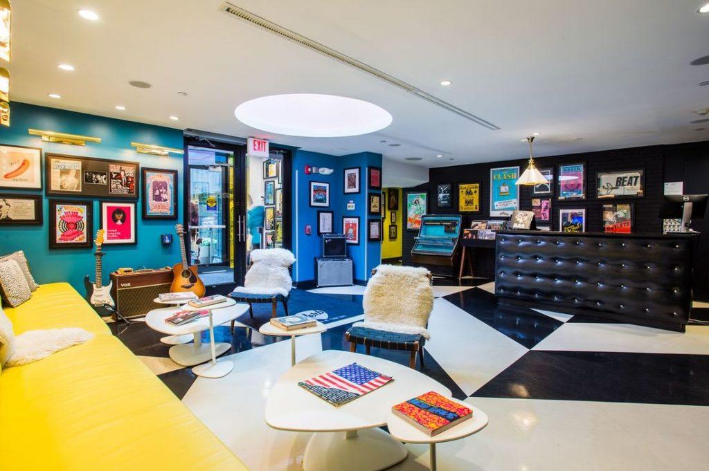 gentlemens journey, design hotels, nfl-hotels der afc east, casa casuarina, the verb hotel