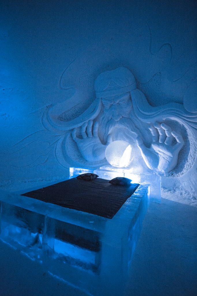 SnowVillage Lappland, game of thrones ice hotel, snowvillage, game of thrones, gentlemens journey