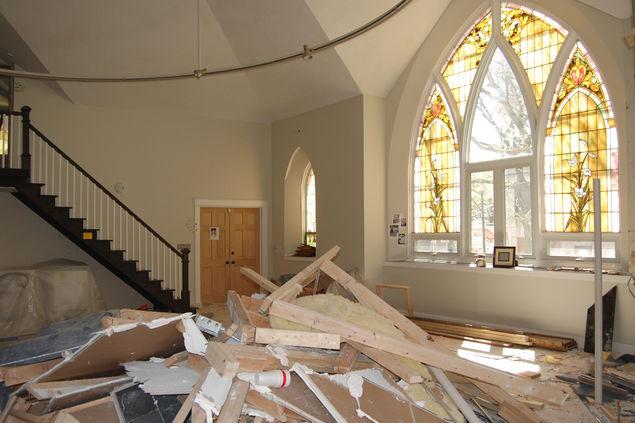 kirche zur wohnung, gentlemens journey, church conversion