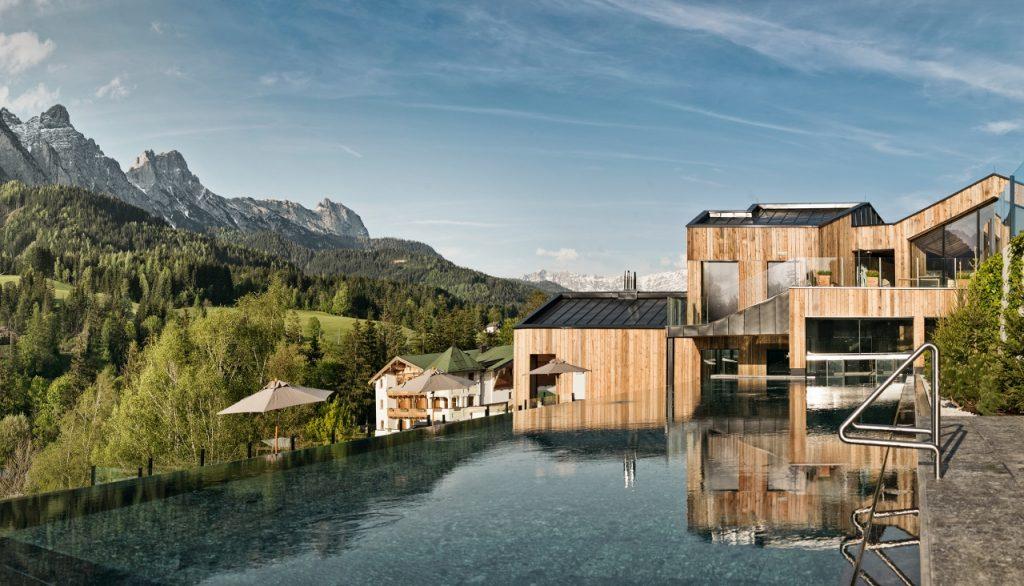 forsthofgut, hotel forsthofgut, waldspa, Kurztrips zu Design-Pools