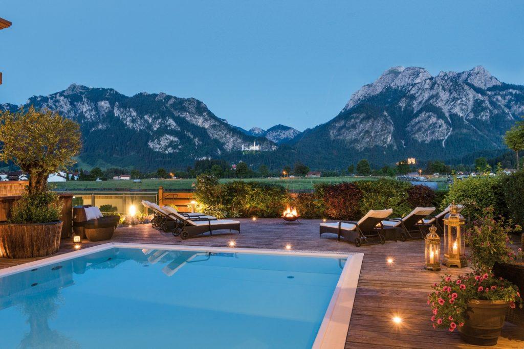 hotels mit driving experience das rübezahl bmw i8