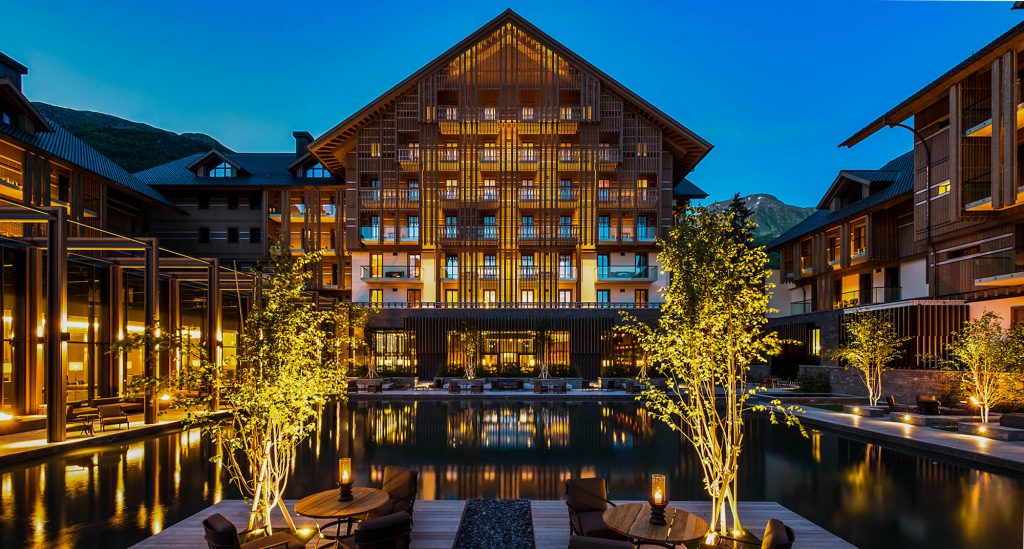 hotels mit driving experience chedi andermatt