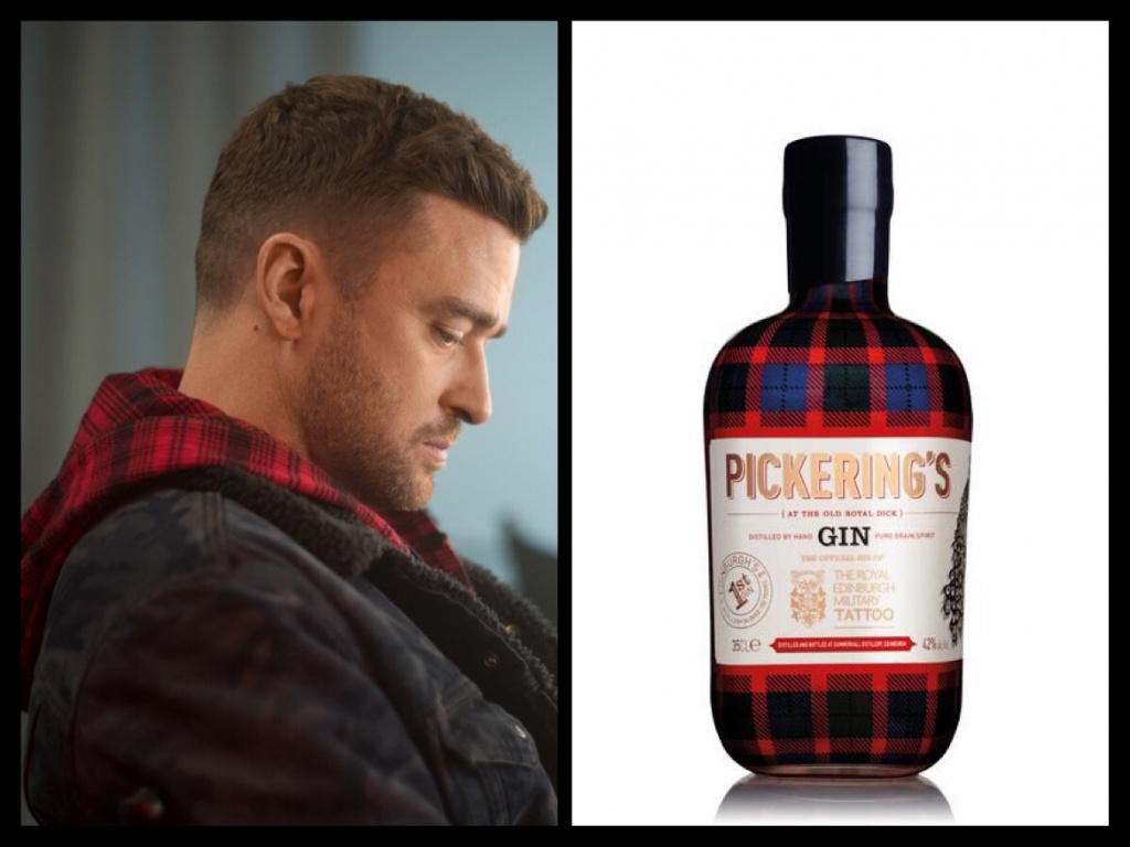 fresh leaves Levi's x Justin Timberlake