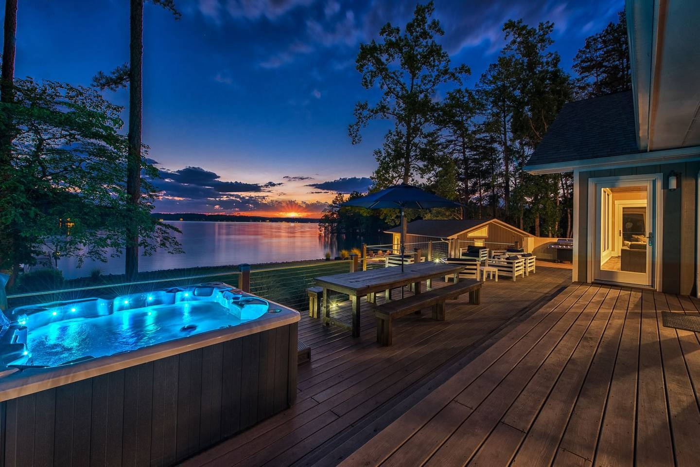 lake norman house airbnb
