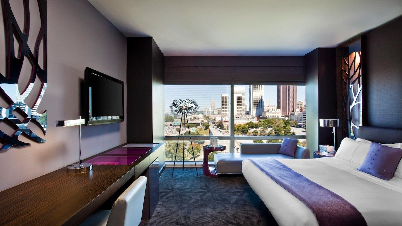 nfc south hotels w atlanta downtown