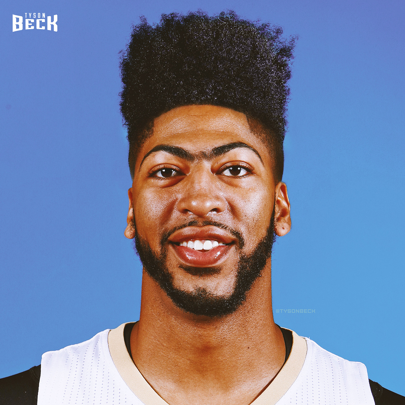 fresh faces x old cuts anthony davis