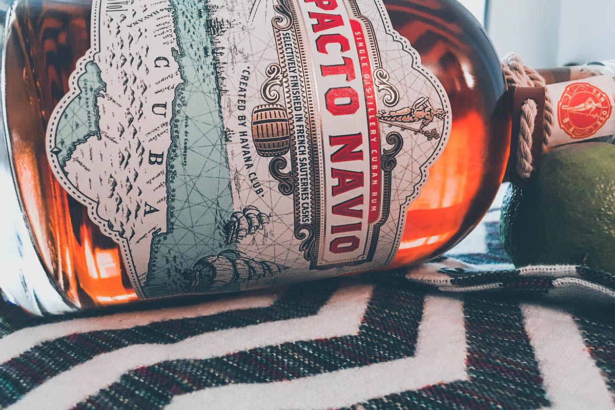 pacto navio rum gentlemens journey