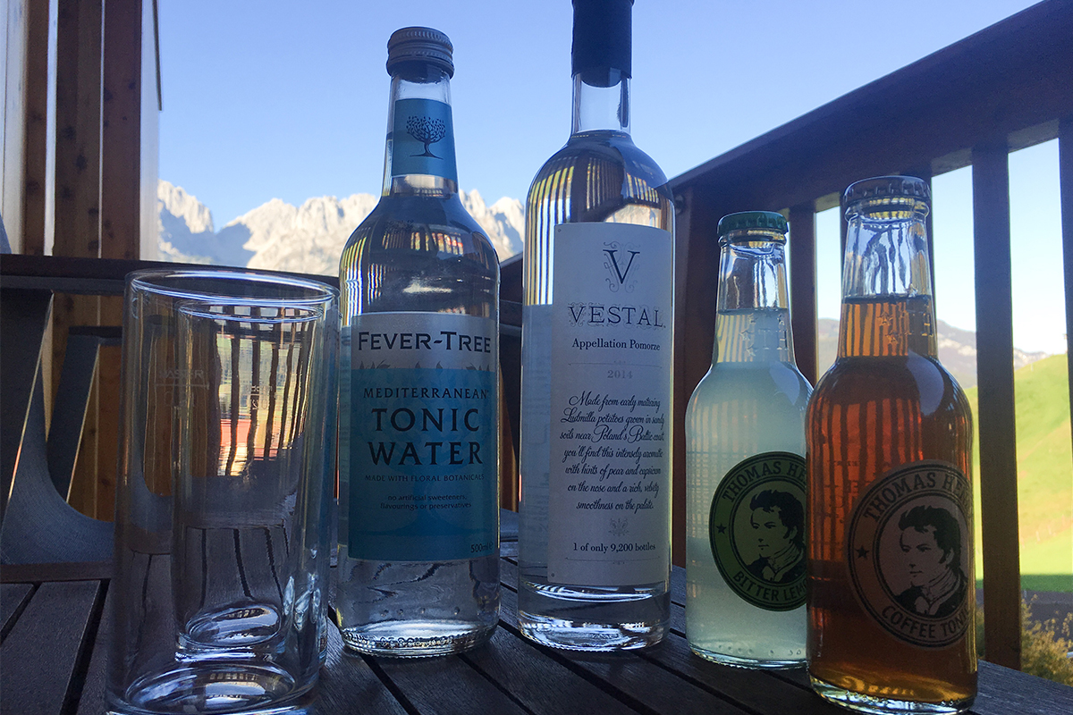 vestal vodka pomorze Gentlemens Journey