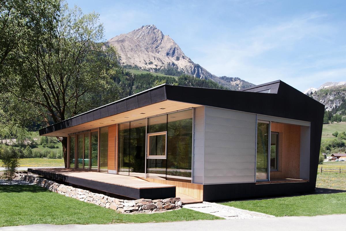 Designhaus COOP tirol-urlaub