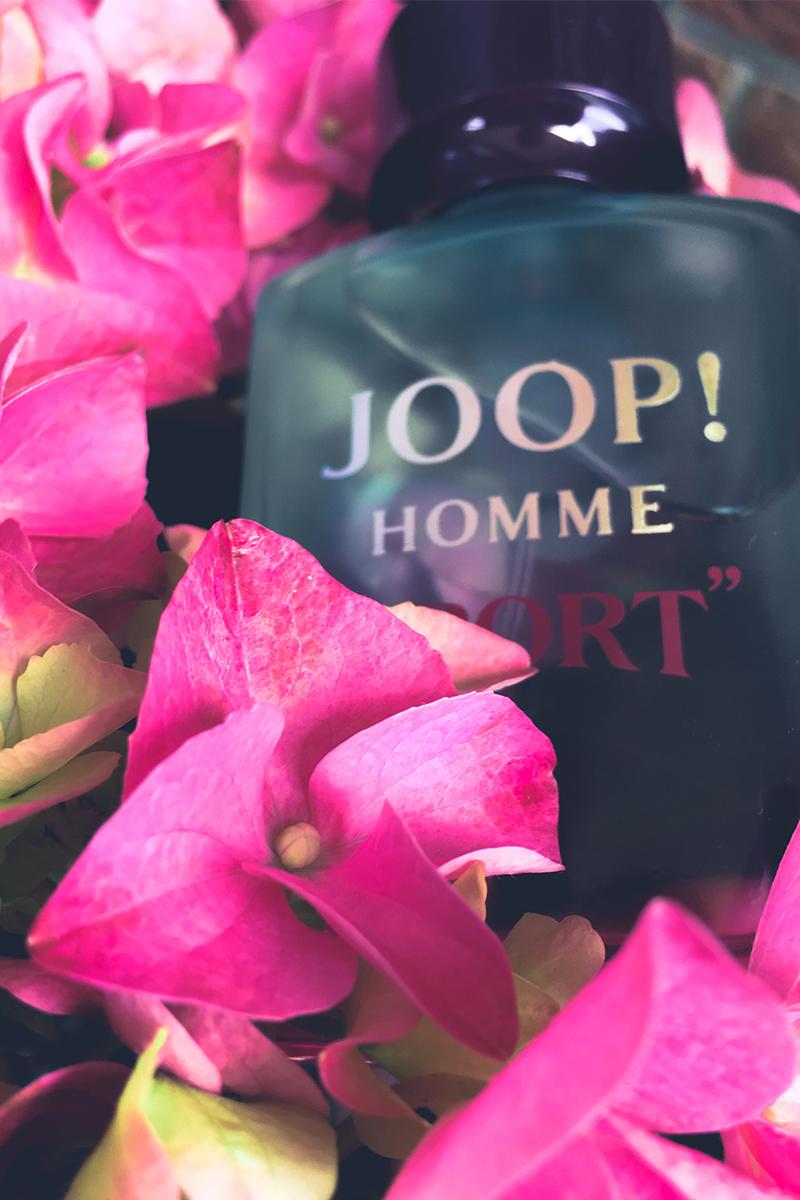 #duftjourney joop homme sport gentlemens journey