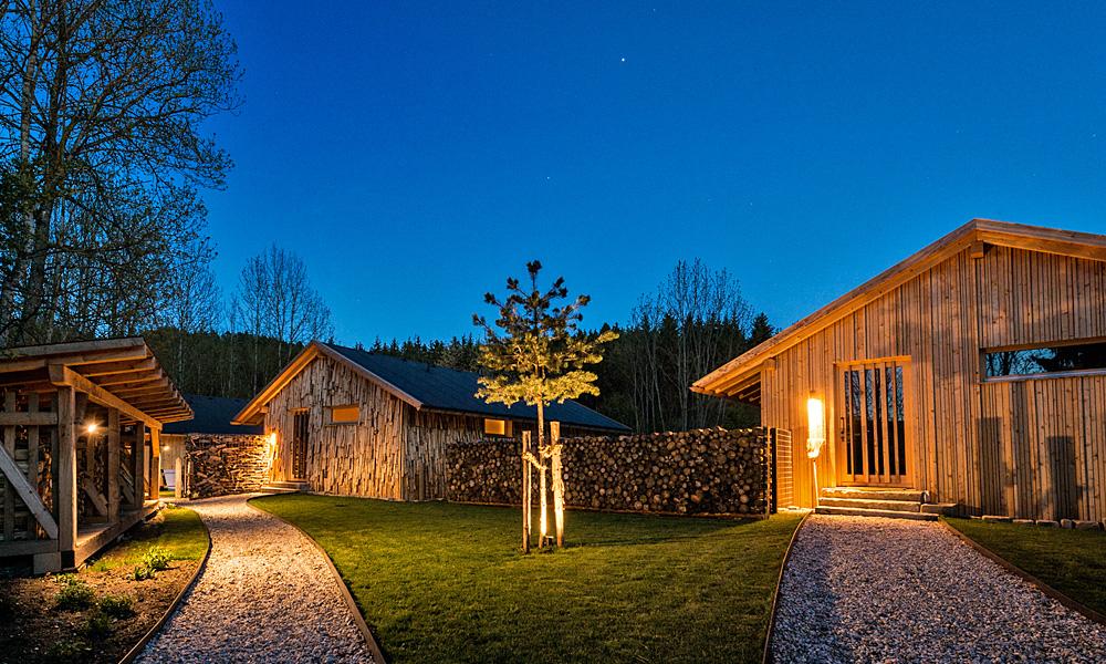 Forstgut Chalets & Lodges Chalet Urlaub