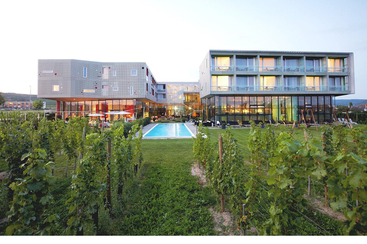 5 Hotels zum Wein-Checken