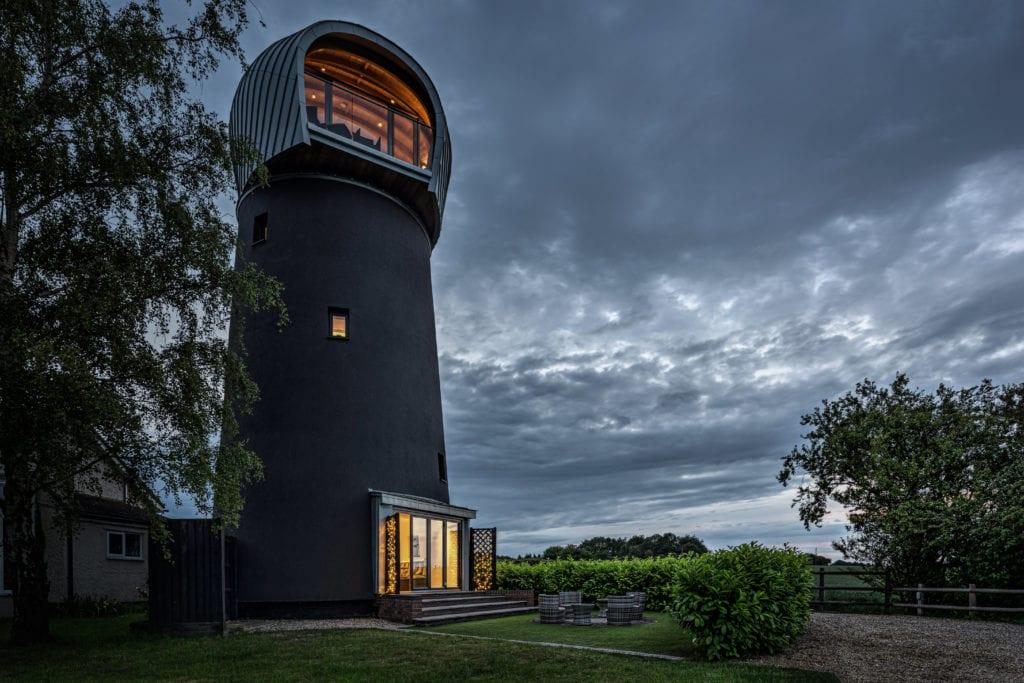 The Windmill Suffolk Design-Mühle zum mieten Gentemens Journey