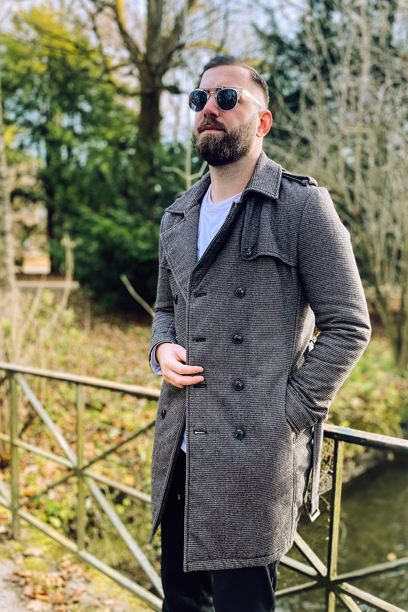 Gentlemens Journey coat military coat lifestyleblog