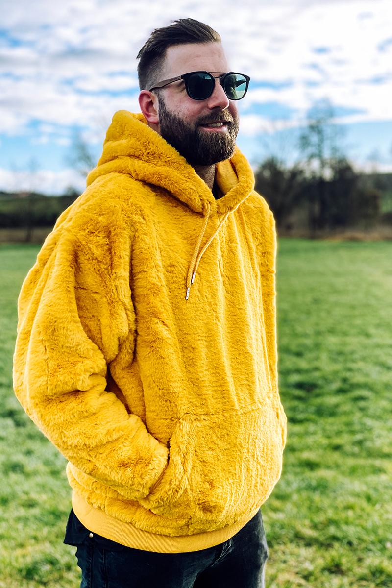 teddy fur hoodie fluffy hoodie gentlemens journey