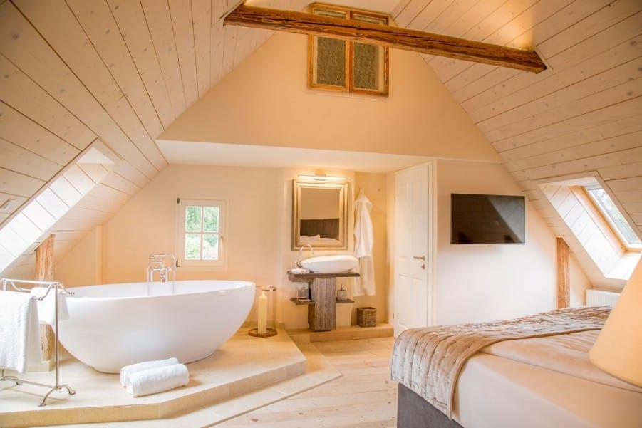 Golden Hill Chalets & Suites chalet urlaub