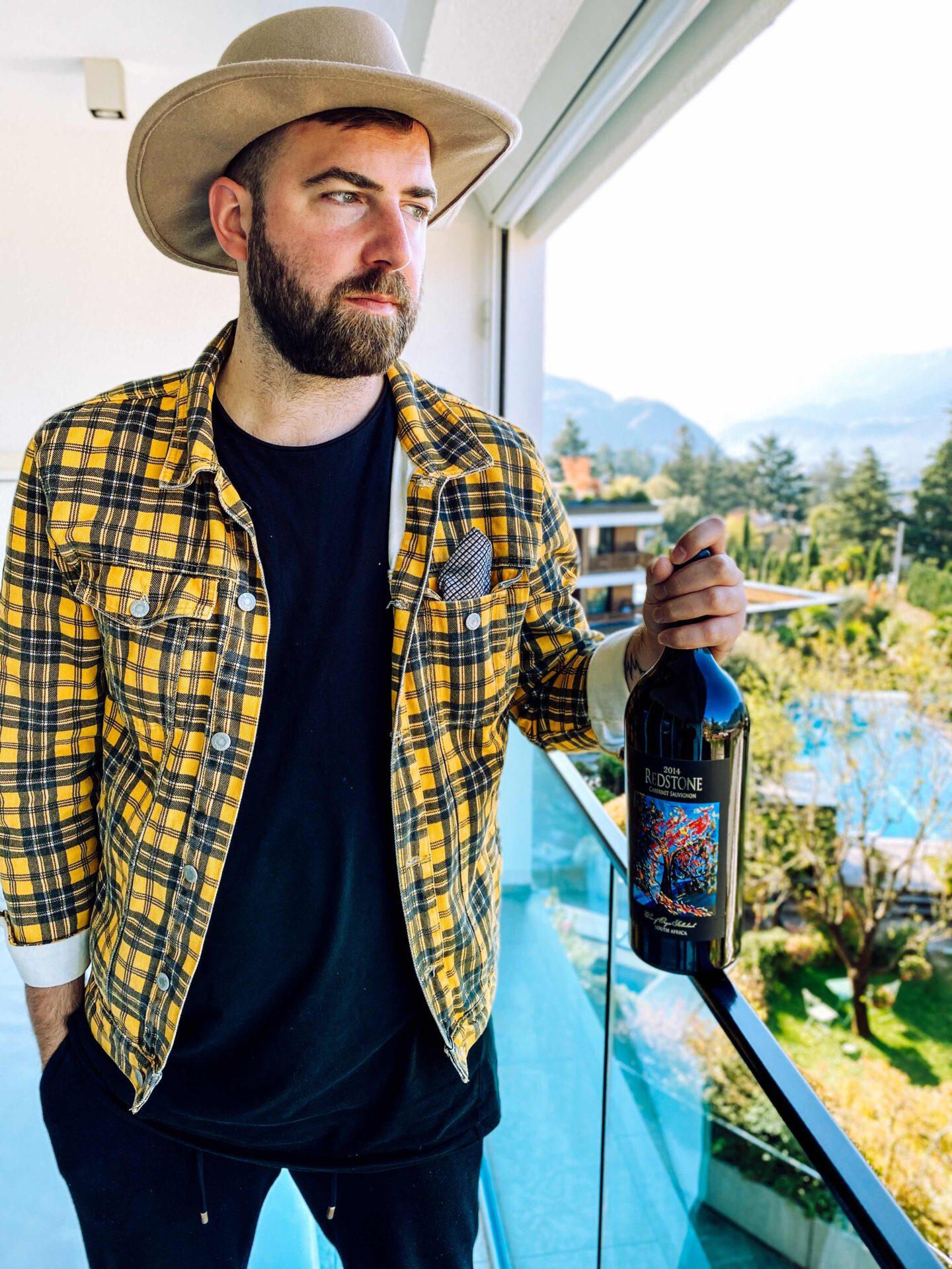 Vinum Hotel Ansitz Plantitscherhof redstone cabernet sauvignon redwine