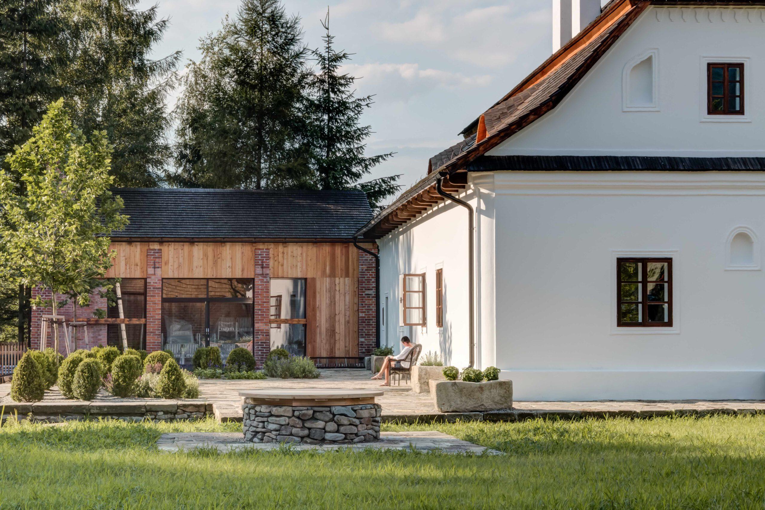 Mezi Plutky ferienhaus Romana Bennet holiday home
