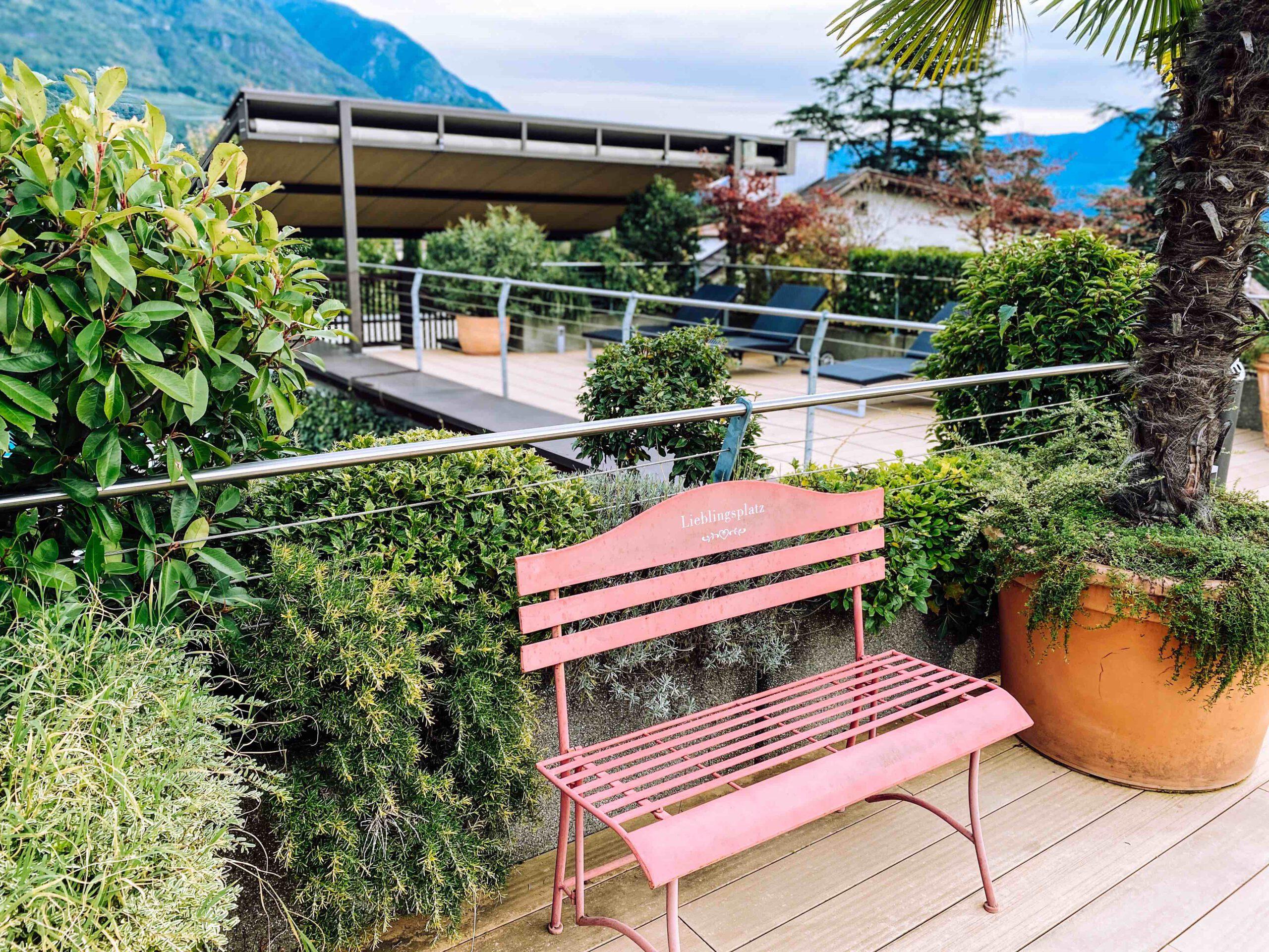 Vinum Hotel Ansitz Plantitscherhof Meran Südtirol