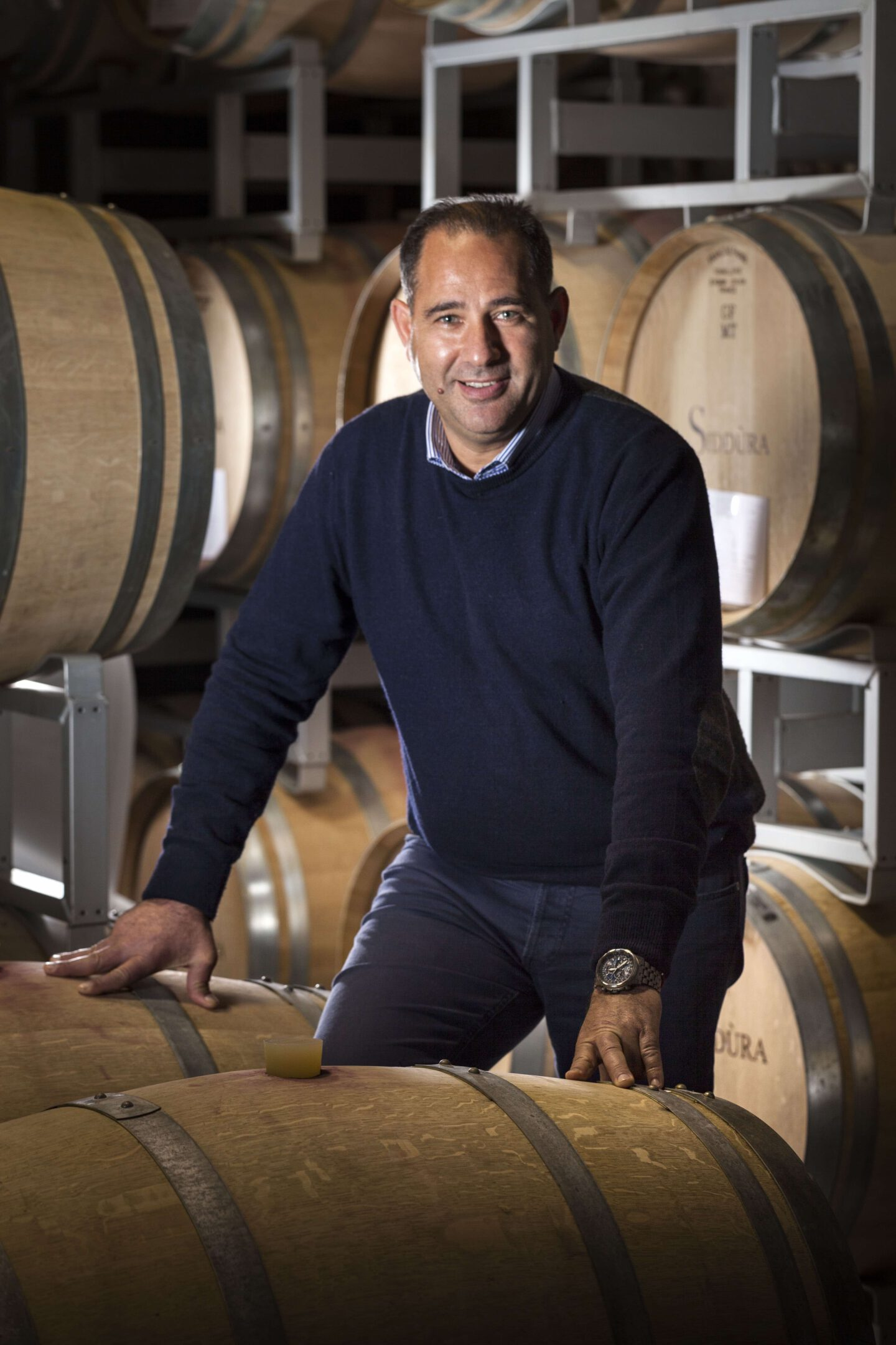 Siddura Massimo Ruggero Gutsdirektor wine wein gentlemens journey weinkafsliste Wein-Geheimtipps