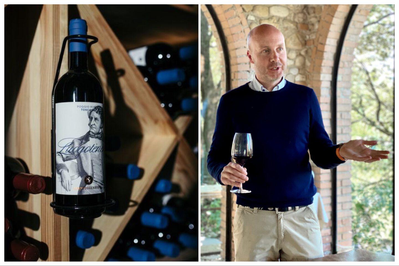 Graf Toggenburg wine luogotenente gentlemens journey