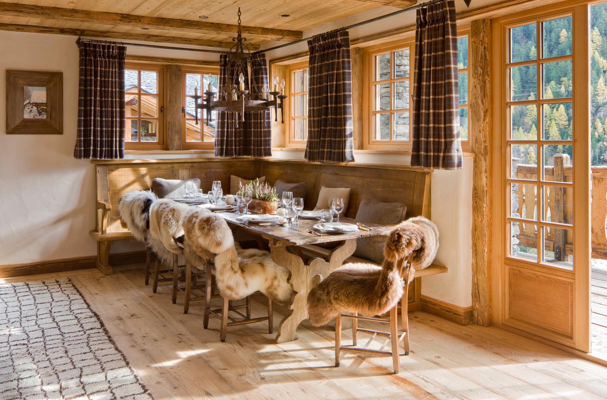 chalet pelerin firstclass holidays ferienhäuser
