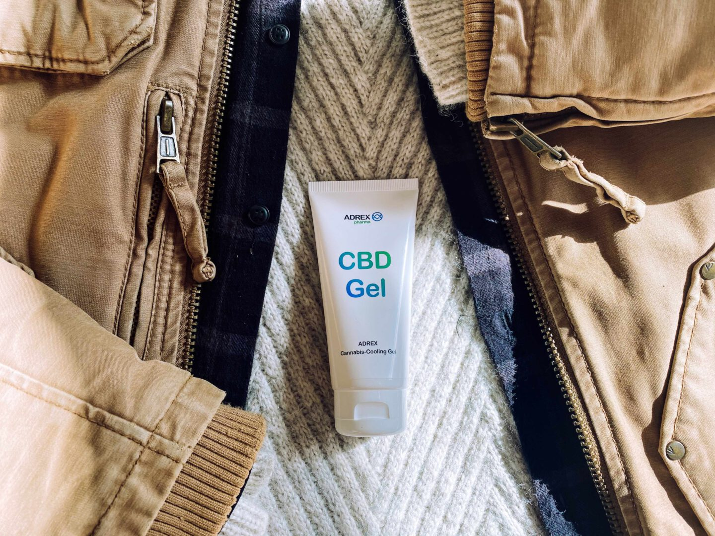 adrex pharma cbd gel gentlemens journey