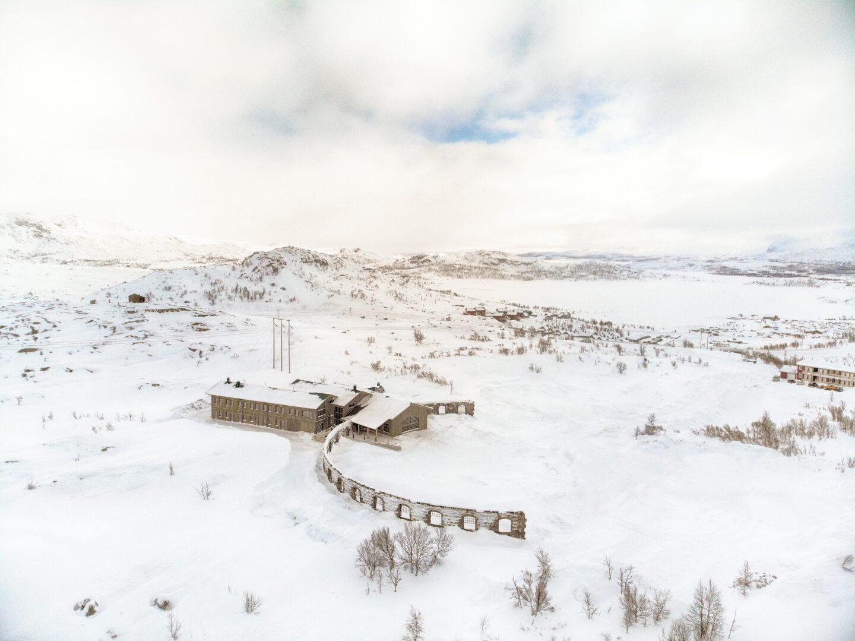 niehku mountain villa stylt