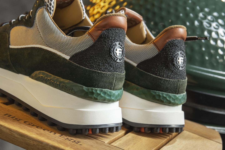 floris van bommel for big green egg limited sneaker edition