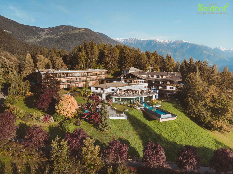 Der Waldhof meran südtirol hotels