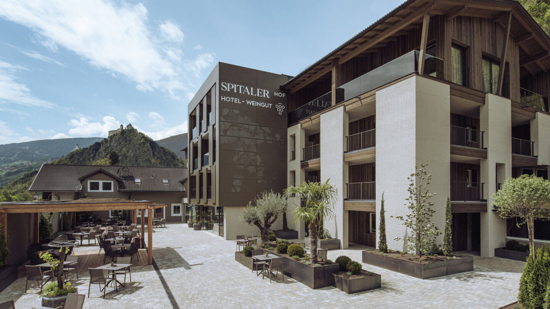 vinum hotel spitalerhof eisacktal südtirol hotels