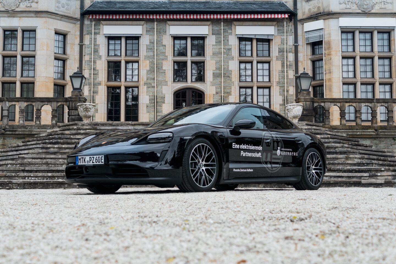 Schlosshotel Kronberg gentlemens journey porsche driving experience