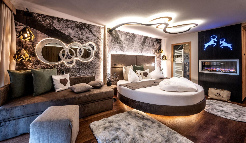 abinea hotel dolomites porsche taycan