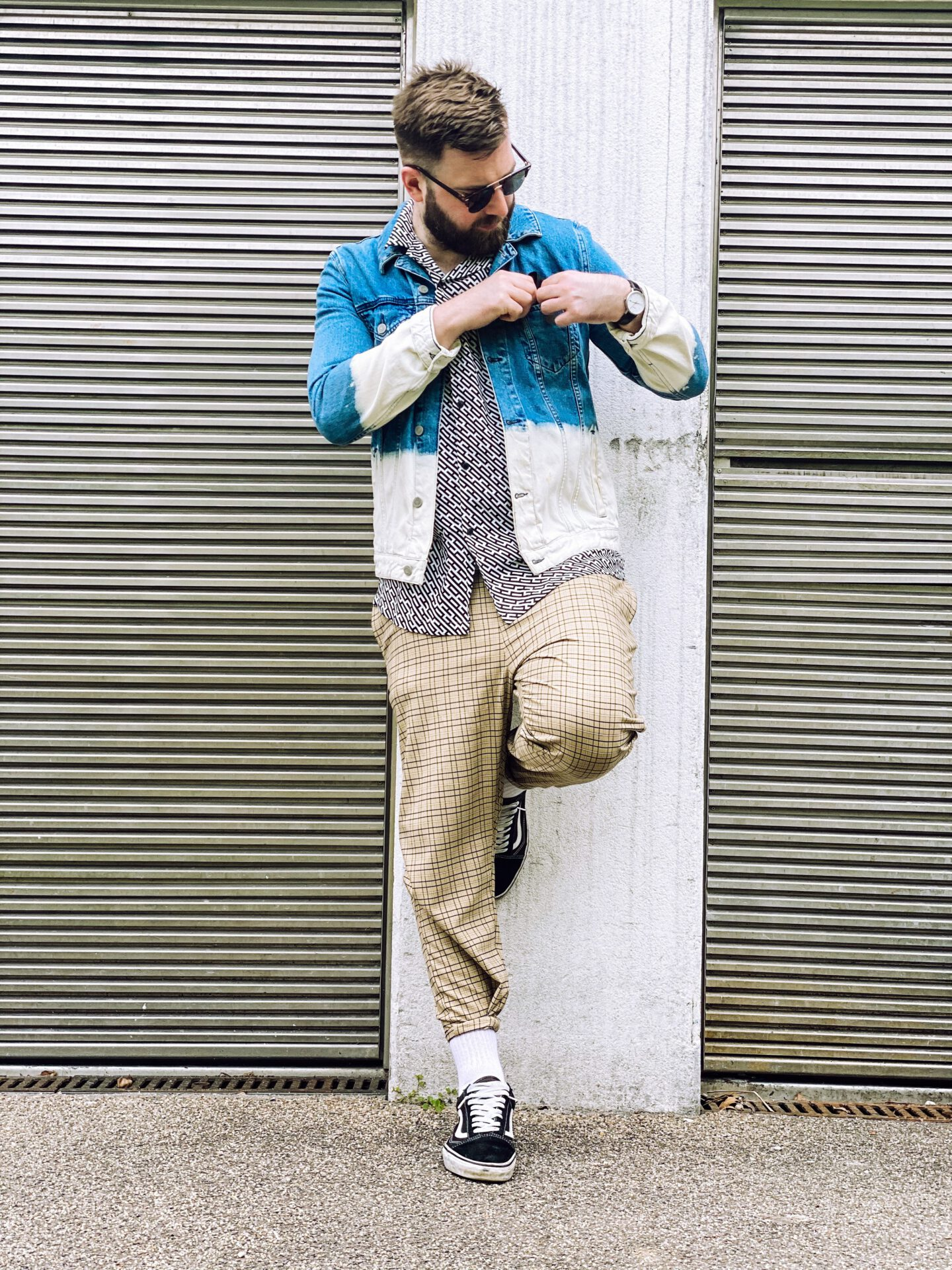 gentlemens journey lifestyle blog outfit of the day