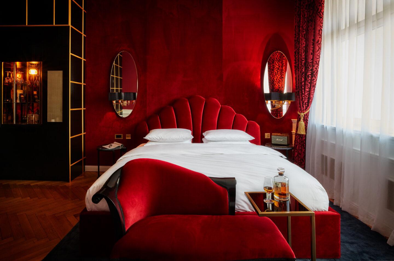 Provocateur hotel berlin room zimmer